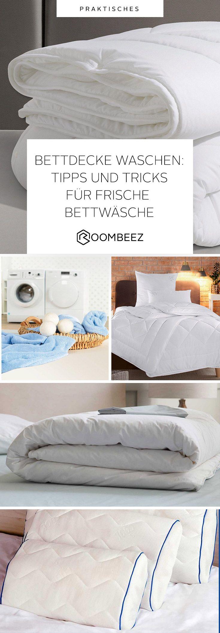 Bettdecke Waschen Anleitung Und Tipps Zur Pflege