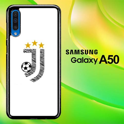Juventus Logo L0049 Samsung Galaxy A50 Premium Case Di 2020