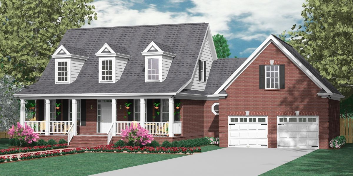 House plan 2755 woodbridge floor plan traditional 1 12 for Traditional 2 story house