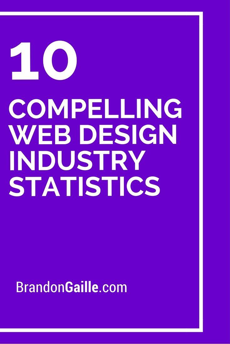 11 Compelling Web Design Industry Statistics | Statistics