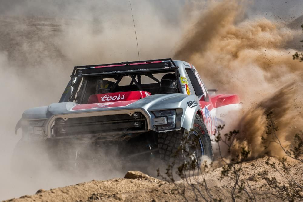 Mint 400 Day Racing