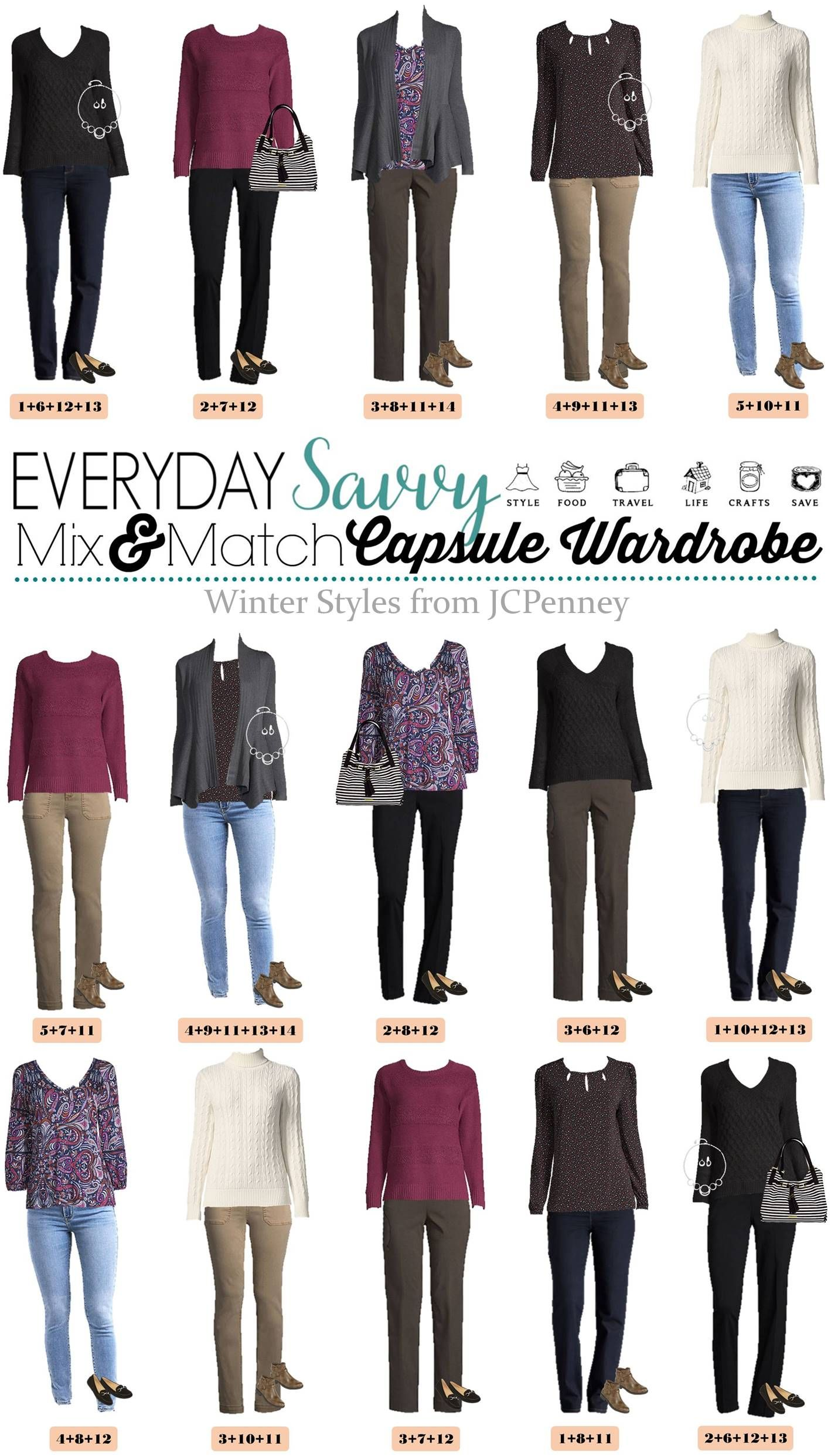 3d74da2de4b Cute Winter Outfit Ideas From JCPenney