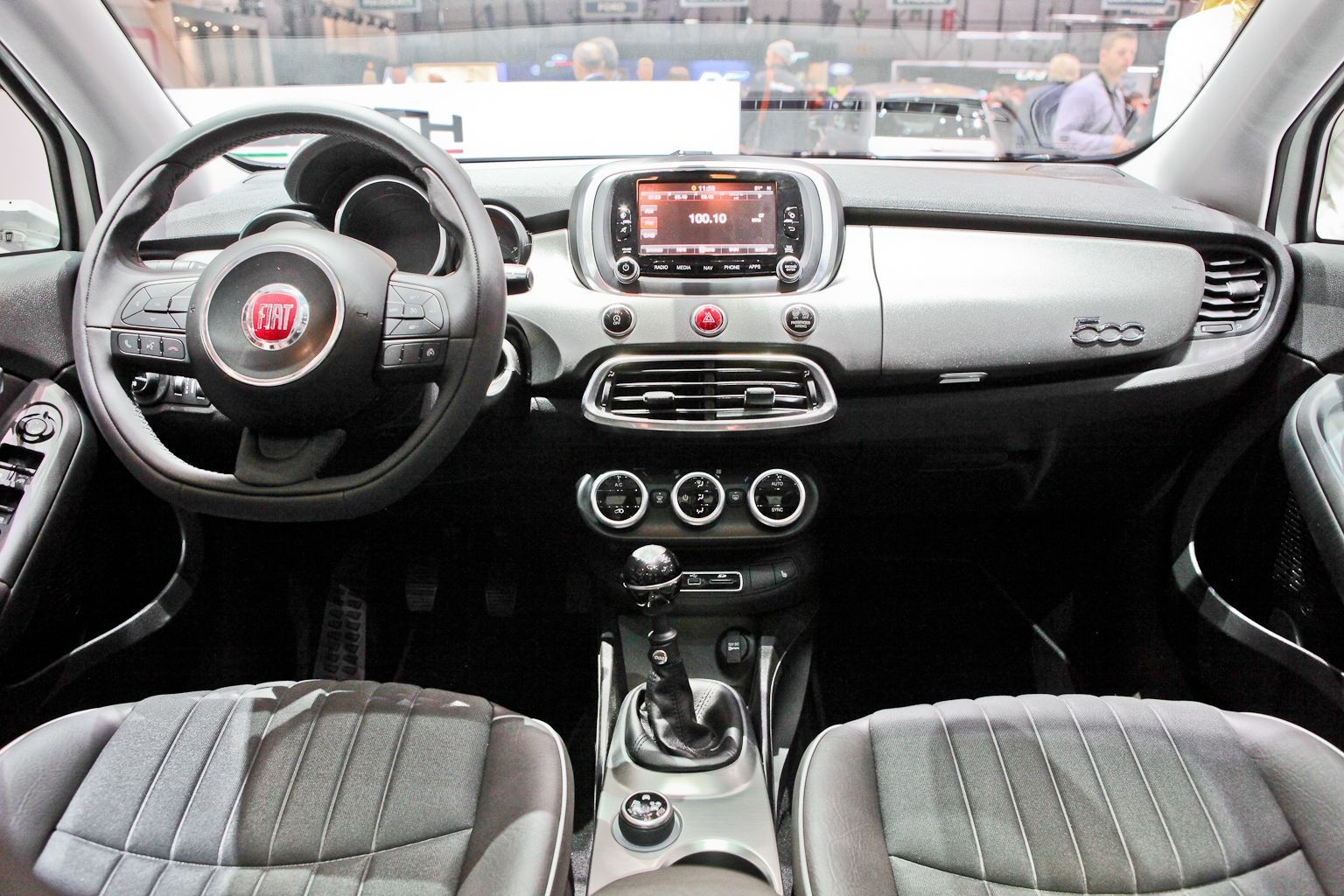 New Fiat 500x With An Automatic Dual Clutch Transmission 85th