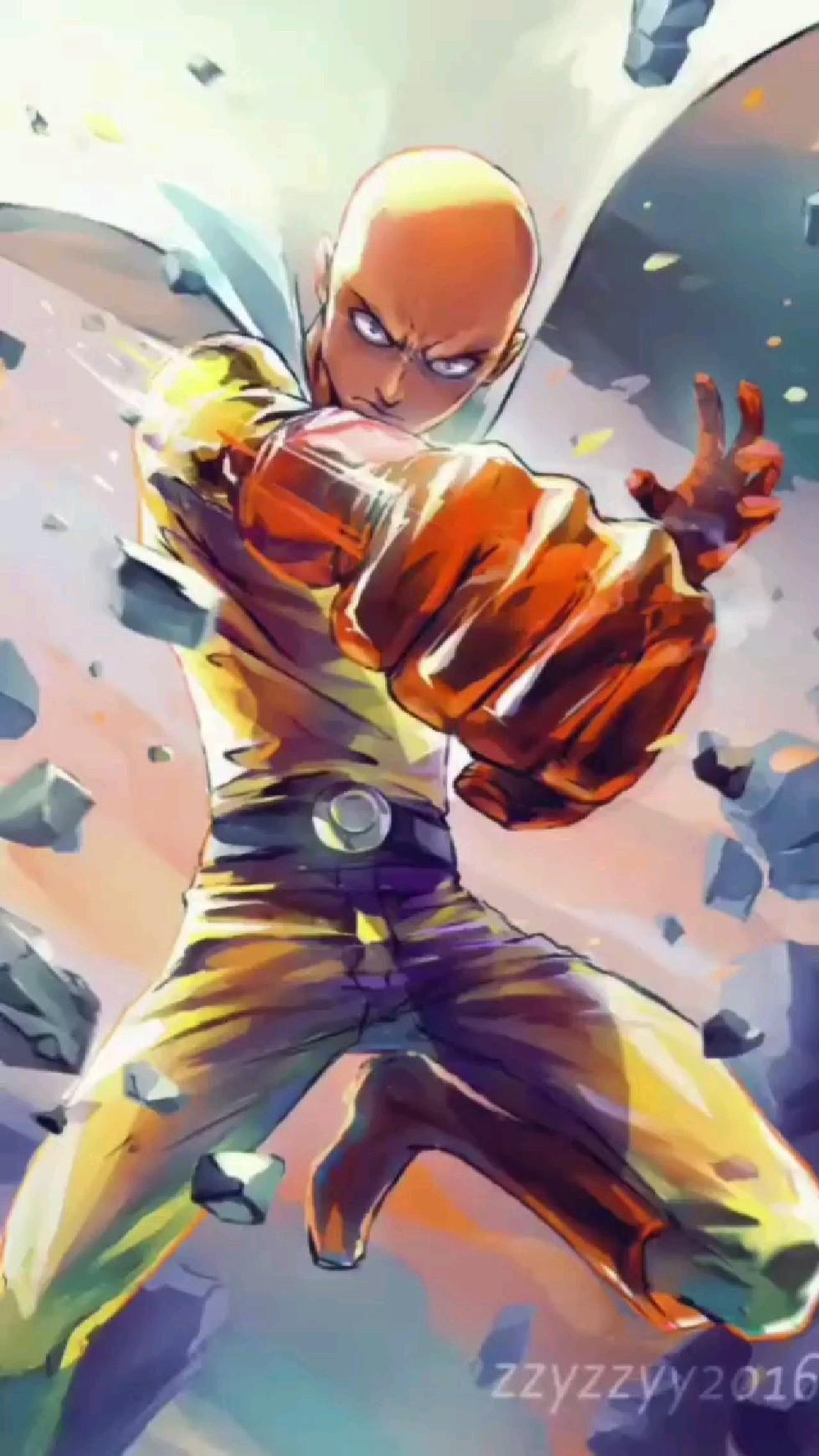 Saitama From One punch man ❤