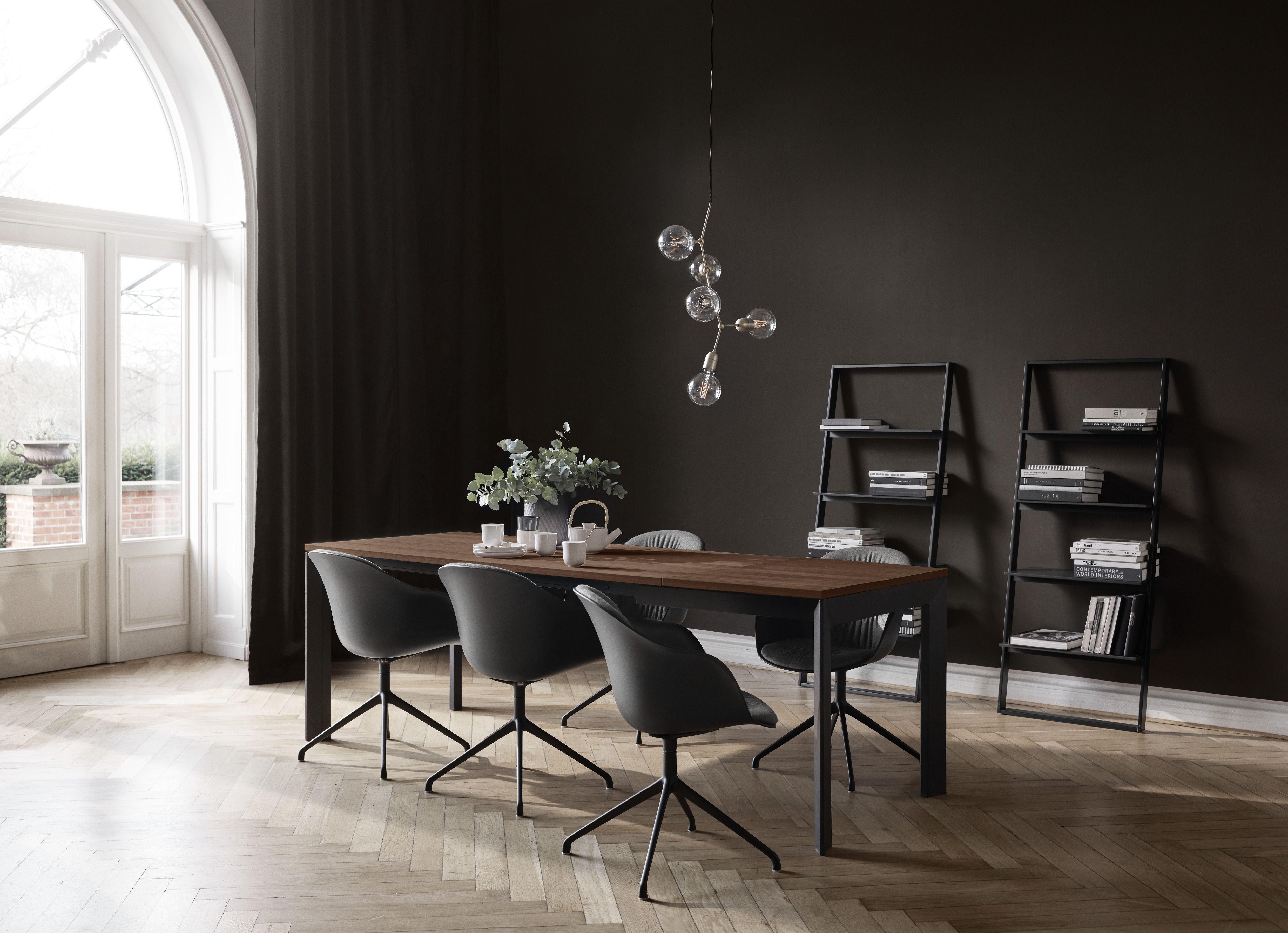 Table Lyon Chaises Adelaide Combinaisons Murales Bordeaux Et