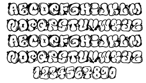 Graffiti Schrift Lol Graffiti Schrift Graffiti Zahlen