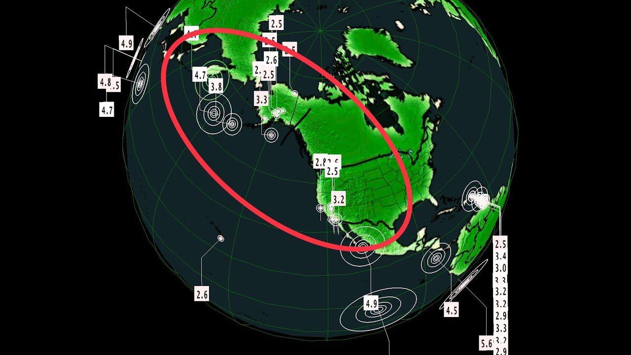 //ALERT\\ 4.9 Earthquake San Jose del Cabo, Mexico