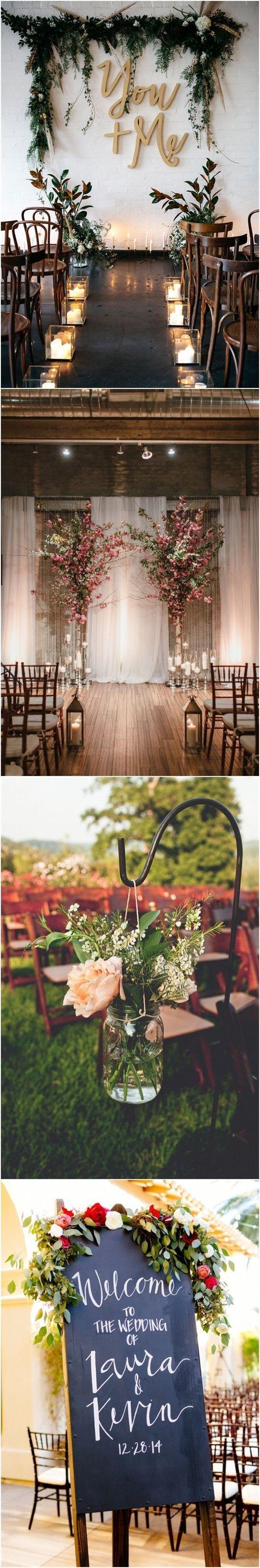 Wedding lawn decoration ideas   Rustic Outdoor Wedding Ceremony Decorations Ideas in   Rough