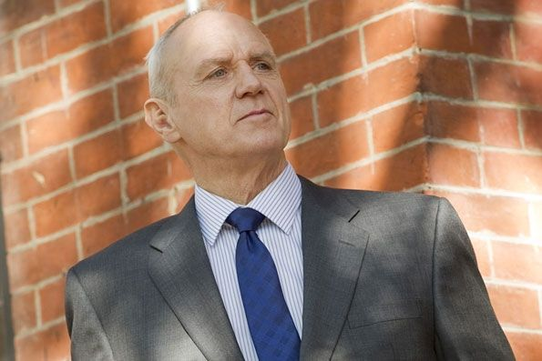 Alan Dale plays a Cold War spy who comes to New York looking for revenge.  Season 1  Episode 8