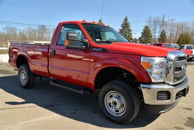 2015 Ford F 250 Super Duty Xl 4x4 2dr Regular Cab 8 Ft Lb Pickup