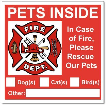 PET SAFETY EMERGENCY Pets Dogs Cats Value Bundle 1 Toxic Foods Fridge  Magnet, 2 Home
