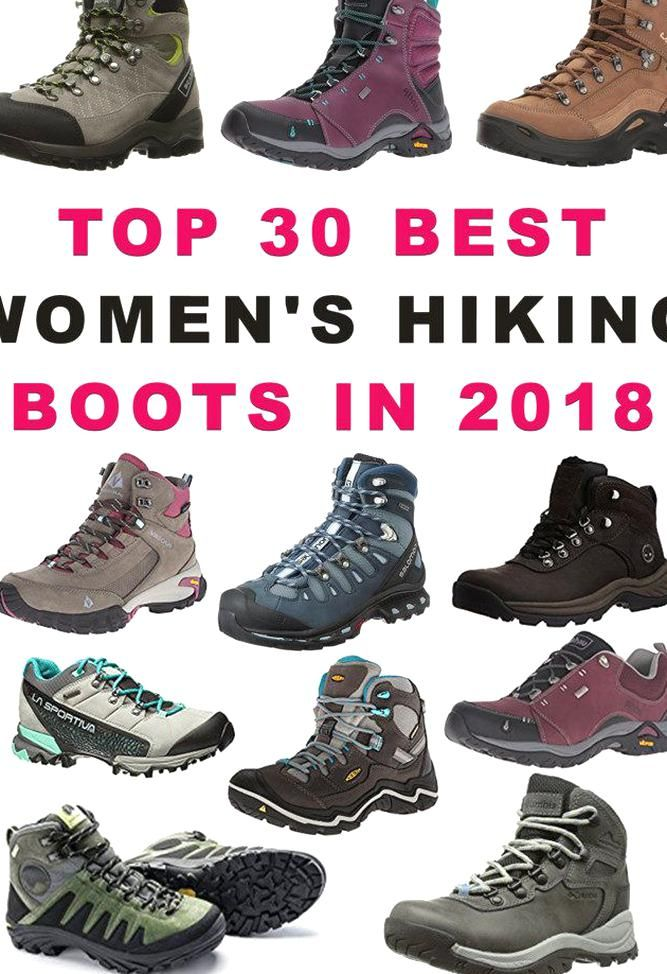 Top 30 Best Womens Hiking Boots In 2018
