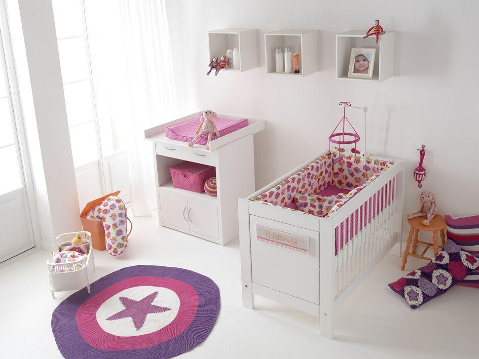 Decoratie Kinderkamer Meisje.Babykamer Van Het Deense Merk Lifetime Originall Lifetime