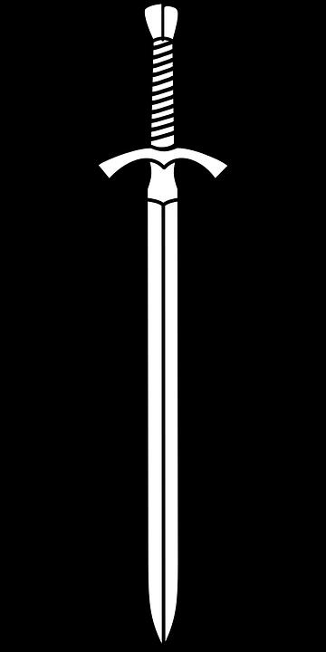 Free Image On Pixabay Sword Edged Weapon Blade Steel Sword Tattoo Sword Tattoos For Women Sword Drawing