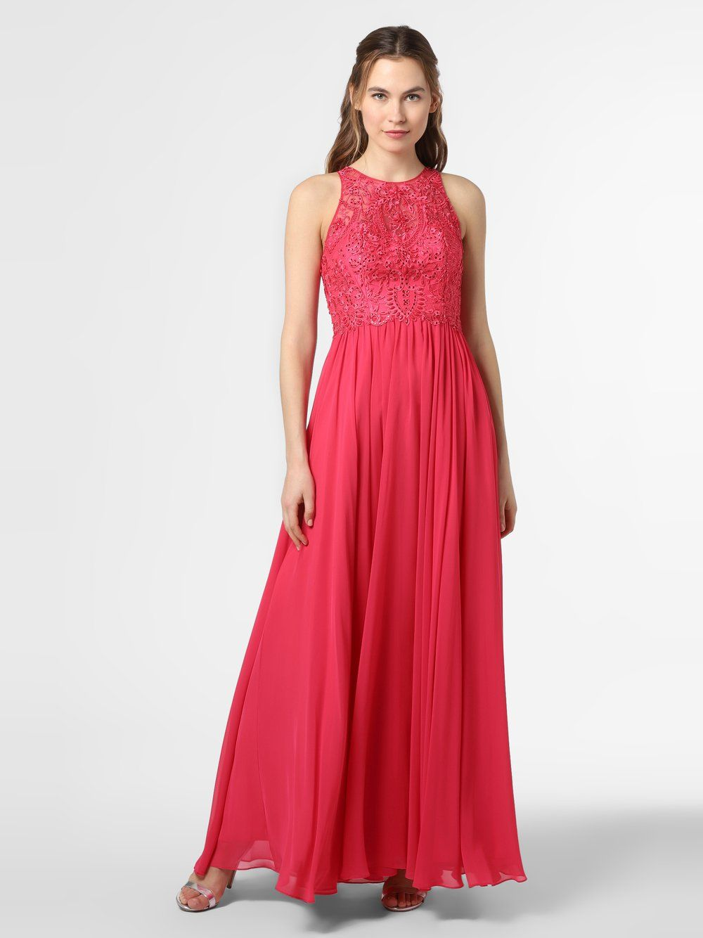 Damen Abendkleid in 20  Abendkleid rosa, Abendkleid und Kleider