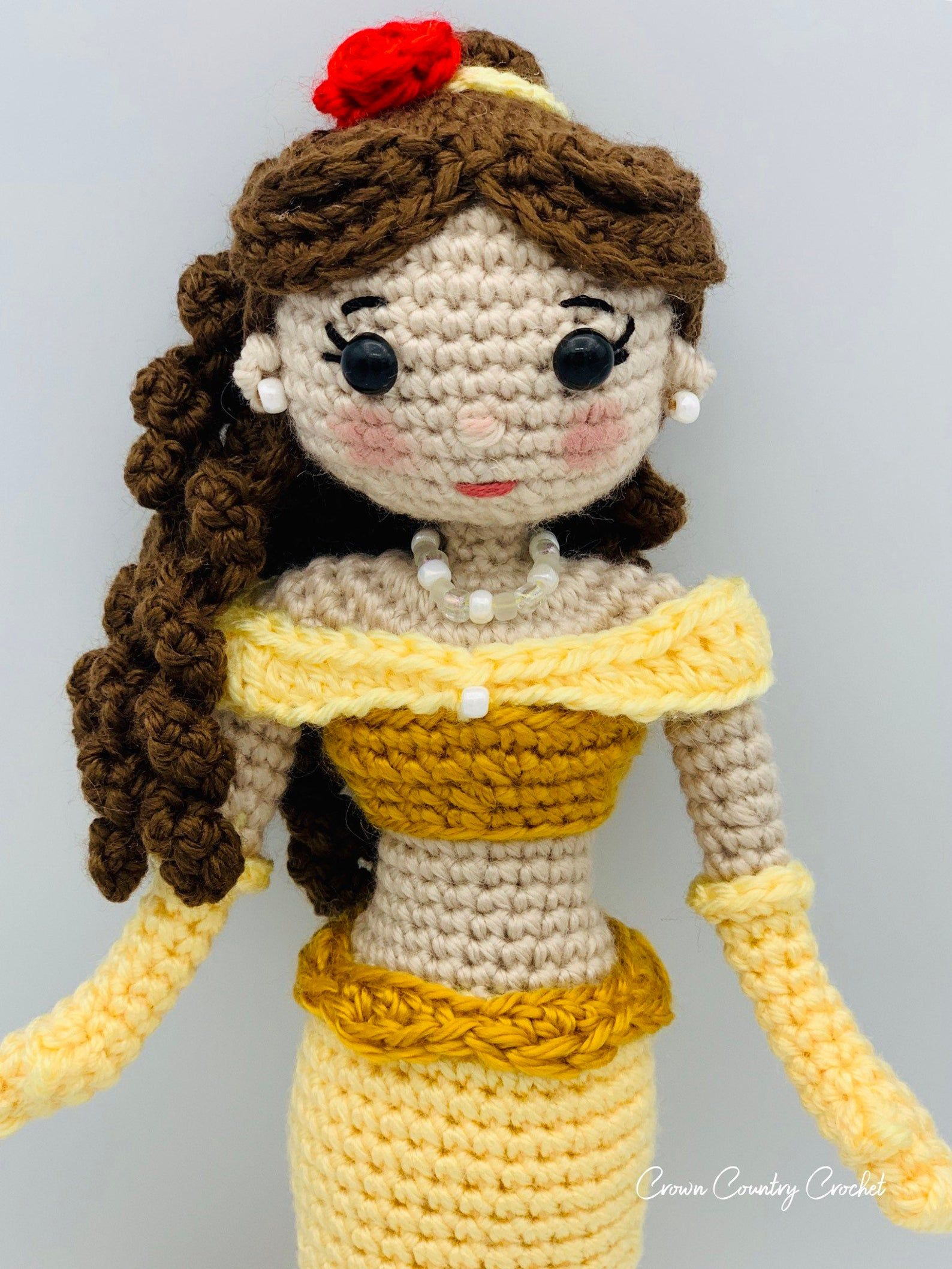 Remy from Ratatouille | Crocheted Remy (from the Pixar movie… | Flickr | 2117x1588