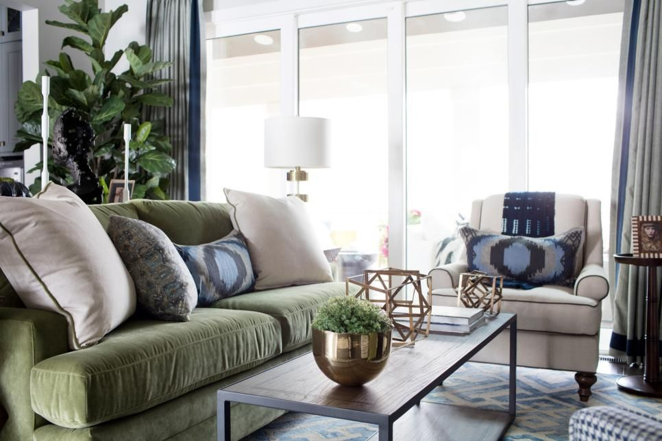 Hgtv Living Room Designs Pictures Of The Hgtv Smart Home 2016 Living Room  Living Room