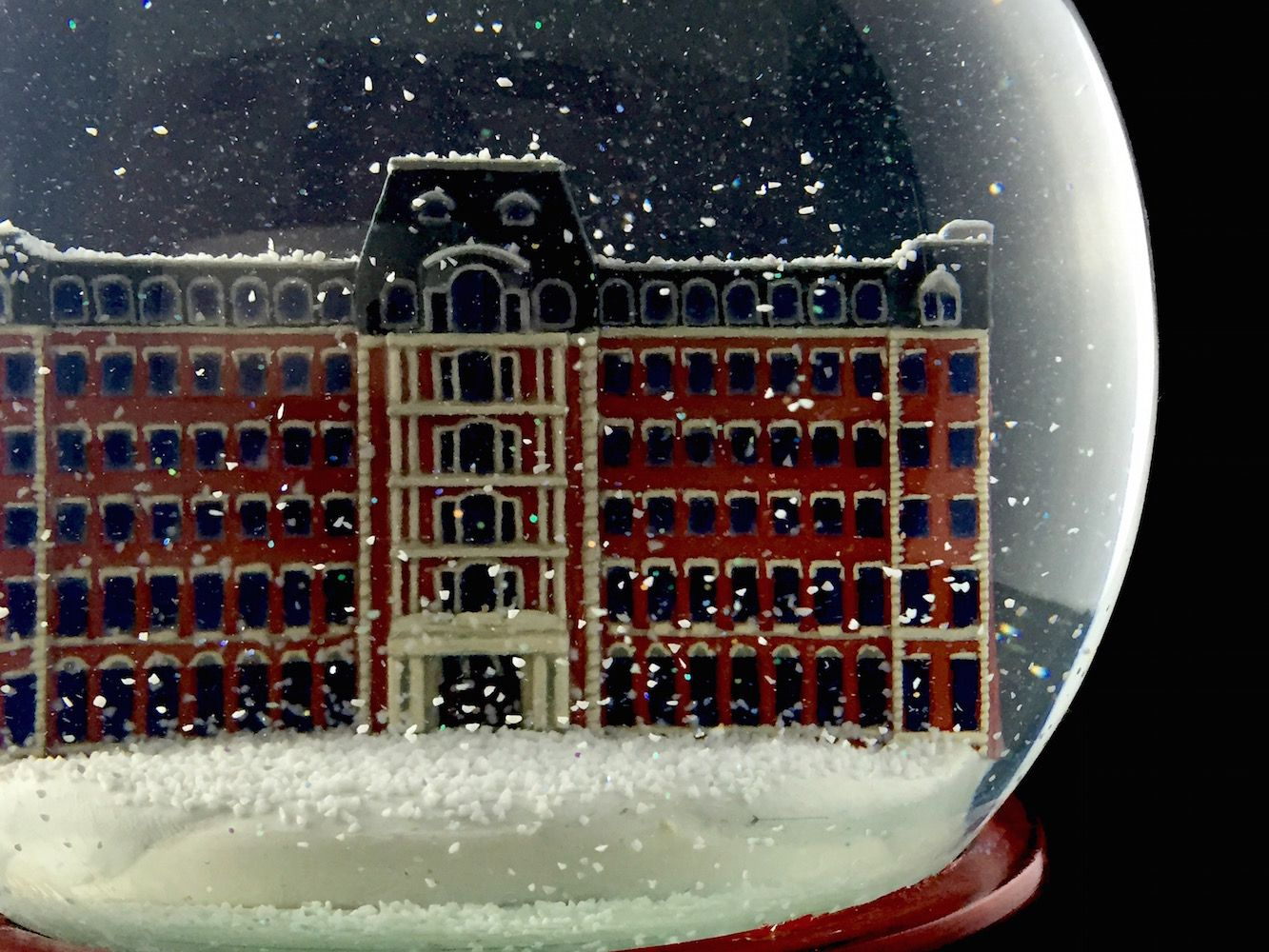 The St Elsewhere Snow Globe - Revisited | St elsewhere, Snow globes, Custom snow  globe
