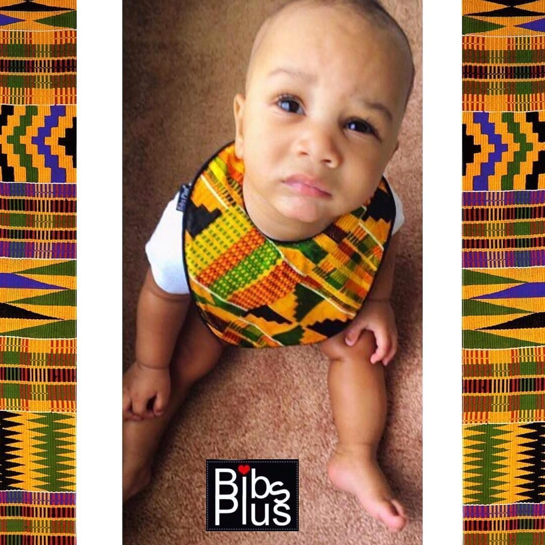 @bibsplus  How handsome does Duriel look wearing our Kente Bib  Our Kente Bib is now available at our online shop just click on the IG link that's located on our profile #kente #kentebib .  SHOPBLACKBIZ.COM   Click the link in bio to list your product or service for FREE and search local black owned businesses.
