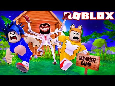 Sonic Tails Summer Camp Roblox Youtube In 2020 Roblox Summer Camp Games Summer Camp