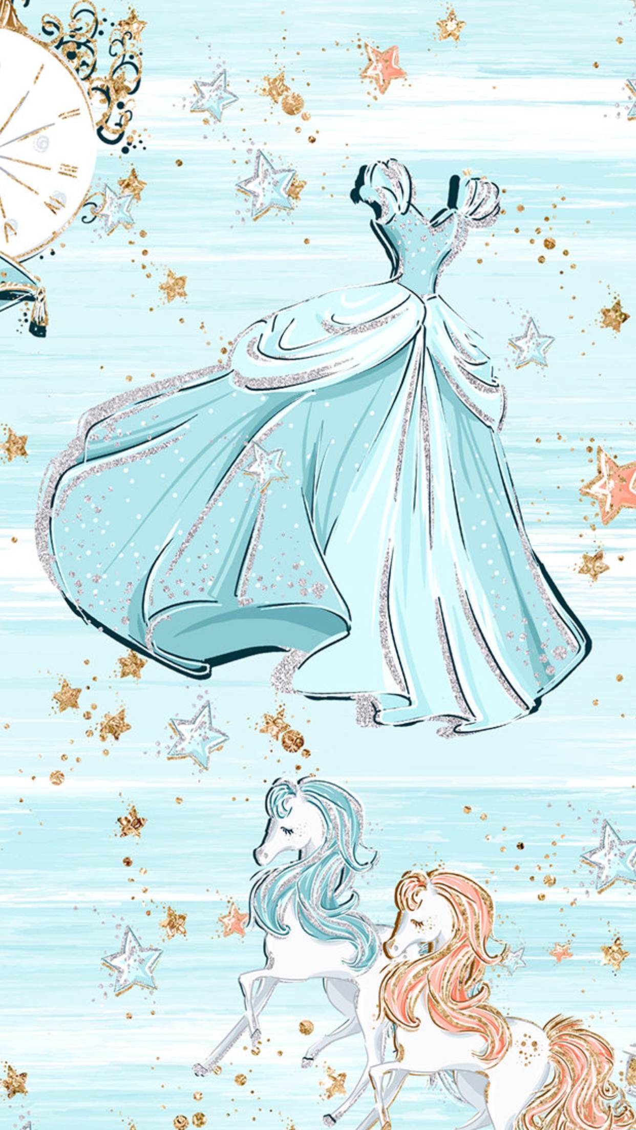 Cute Disney Wallpaper Image By Nikkladesigns On Cinderella