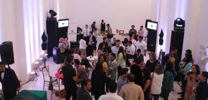 El salón Toño Salazar del MARTE, Museo de Arte de El Salvador, acogedor y justo para la ocasión! Todos disfrutaron del excelente sushi de Miyagi sushi, postres de SUCREE, Cerveza Suprema, con decoración de EVENTOS BOUTIQUE y la gran organización del evento de Imagina Showmarketing! Gracias a todos por asistir y ser parte de Trend Studio FM!!