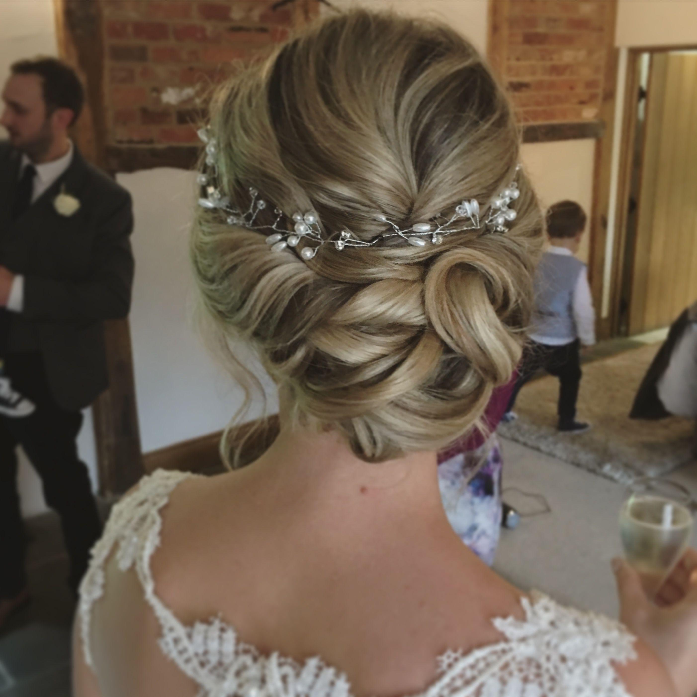 wedding hair up | wedding hair & makeup in 2019 | wedding