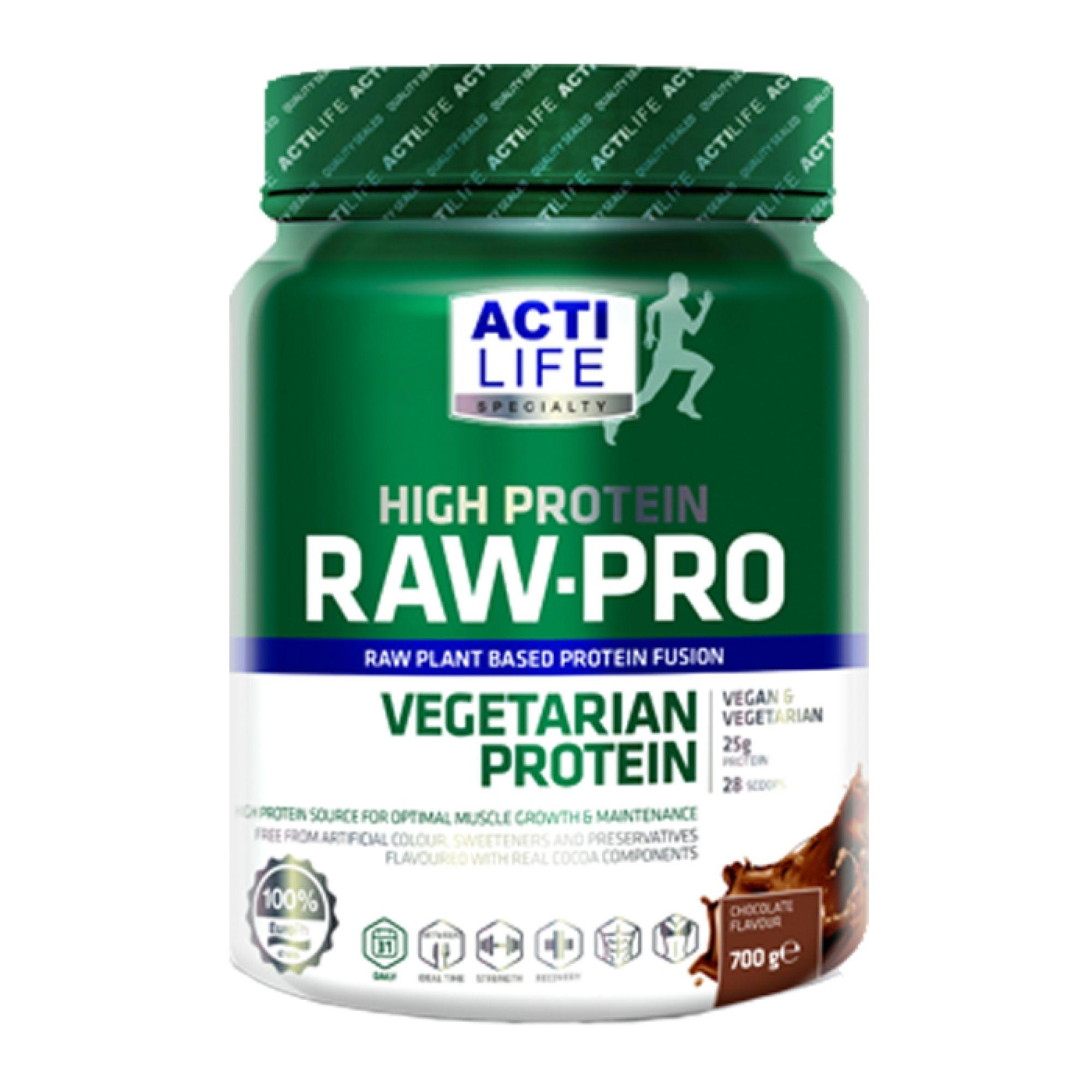 USN RawPro Vegetarian Protein USN (Ultimate Sports