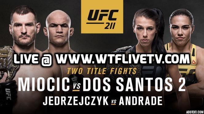 Wtflivetv All Sports In Hd Ufc Junior Dos Santos Ufc Fighters
