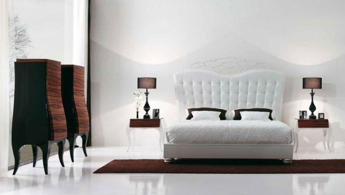 weißes schlafzimmer modernes schlafzimmer komplettes schlafzimmer - schlafzimmer luxus modern