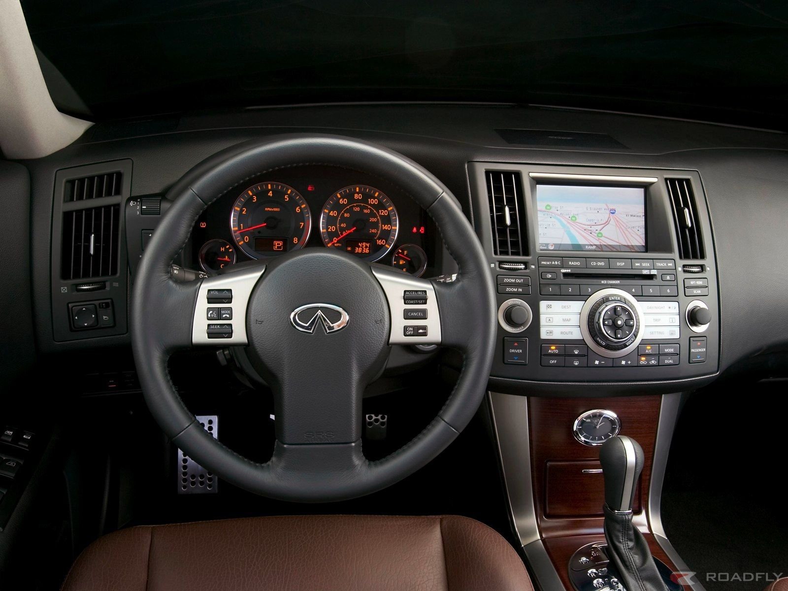 Infiniti fx interior infiniti fx pinterest cars and dream cars infiniti fx interior vanachro Choice Image