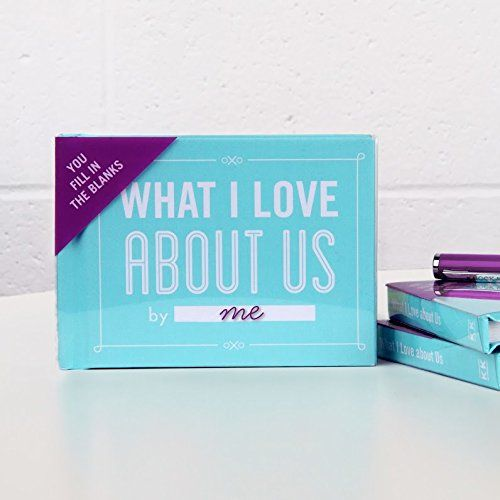 Knock Knock Fill-In-The-Blank Journal, What I Love About Us (50074)