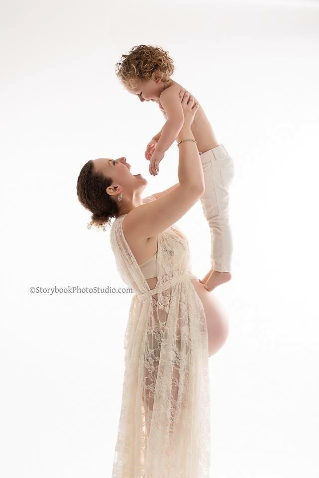 Aphrodite Robe   Pinterest   Maternity robe, Lingerie robe and ...