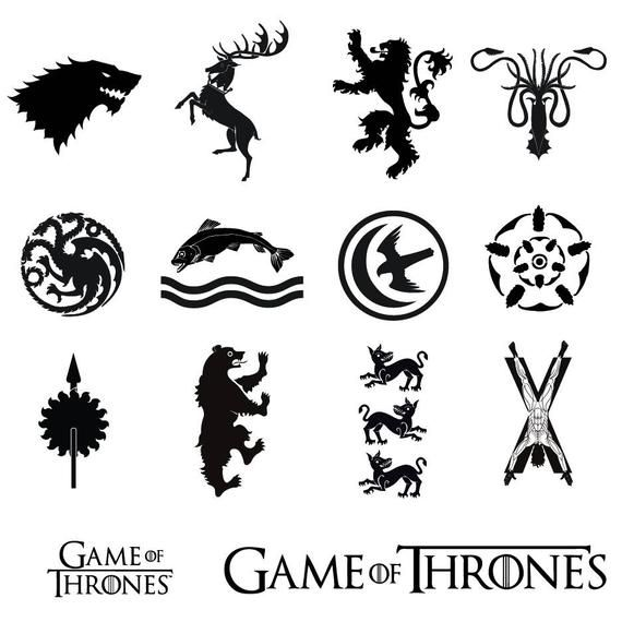 Related Image Game Of Thrones Sigils Game Of Thrones Drawings Game Of Thrones Tattoo