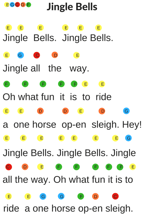 Christmas Hand Bell Songs- A Family Holiday Tradition - So Festive! #bell