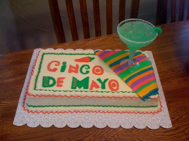 Cinco De Mayo Cake Ideas Cinco De Mayo Cake Made For A Company