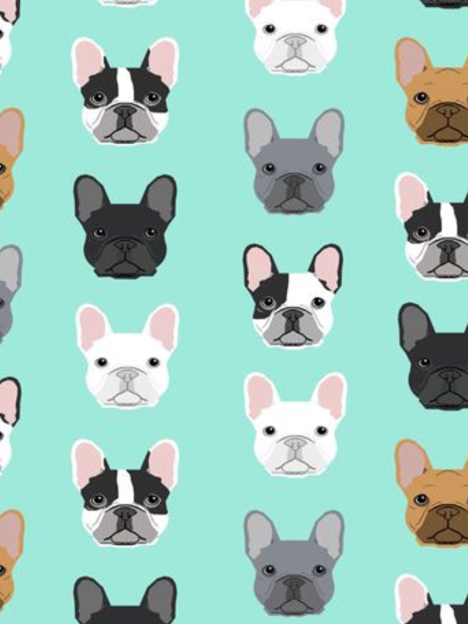 Pin De Nicole En Acuarela En 2019 Bulldog Frances Dibujo
