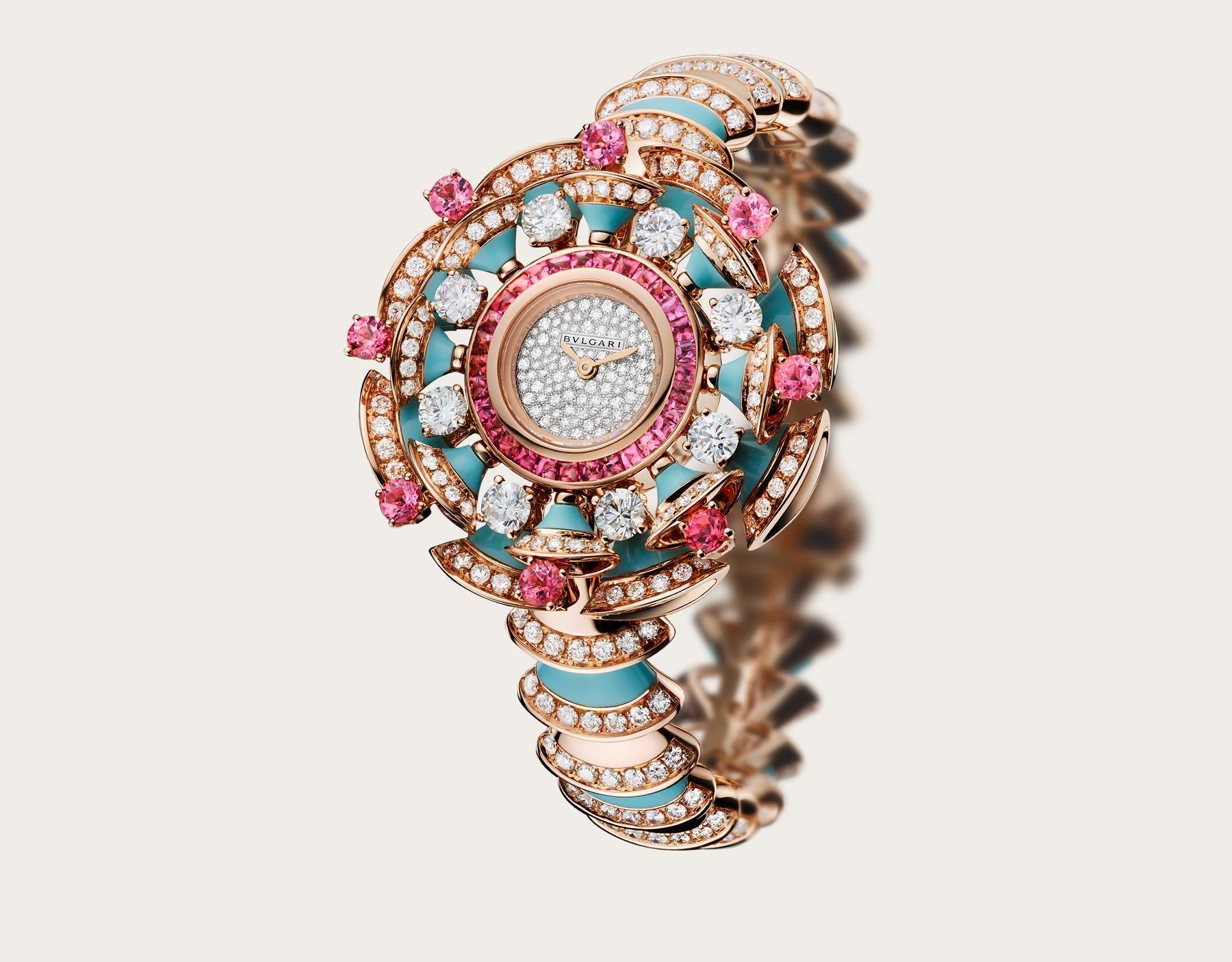 DIVAS  DREAM Montre de Marque 102079-E   Bulgari   watches   Jewelry ... 0bb8cf04b18