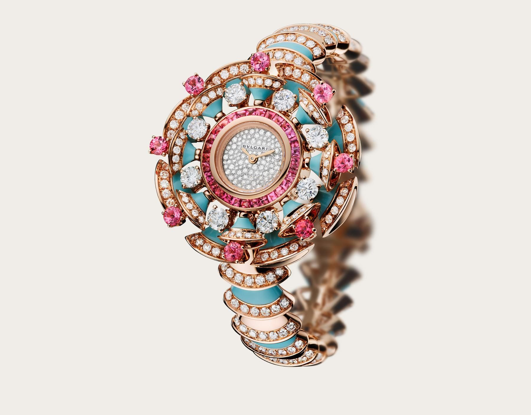 e2ef51bf9778 DIVAS  DREAM Montre de Marque 102079-E   Bulgari   watches   Jewelry ...