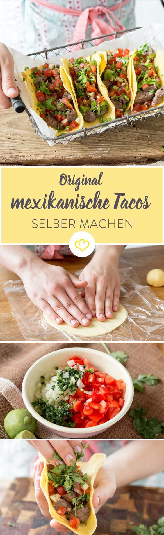 Photo of Mexican tortillas – make tacos and salsa yourself