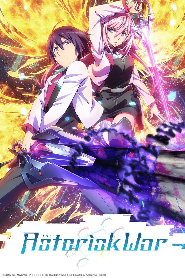 The Asterisk War Watch on Crunchyroll (With images