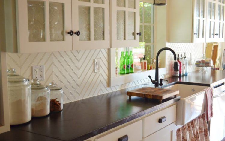 19 Beadboard Backsplash Ideas To Make Stunning Kitchen Room With
