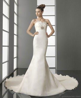 Precio vestido novia aire
