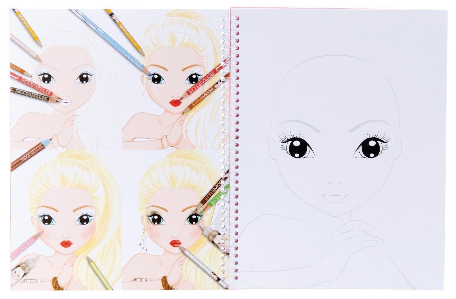 Prinzessin Mulan Ausmalbilder : Kayahtopmodel Skizzen Zu Drucken Topmodel T