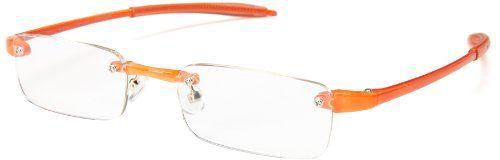 Visualites 201 Reading Glasses,Tangerine Frame/Clear Lens,1.50 Strength,48 mm  http://www.cheapindustrial.com/2015/03/15/visualites-201-reading-glassestangerine-frameclear-lens1-50-strength48-mm/