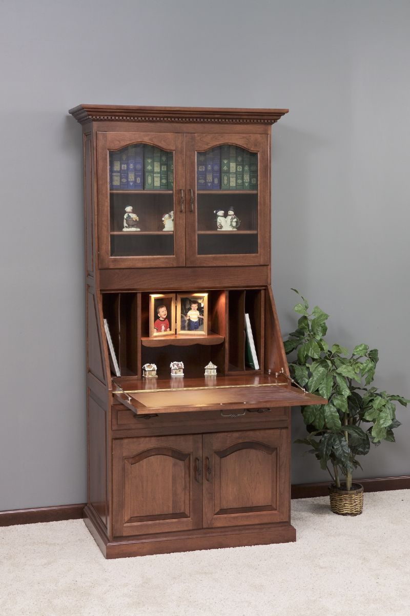 decoration is attachment gallery exciting uncategorized secretary like with desk window picture hutch