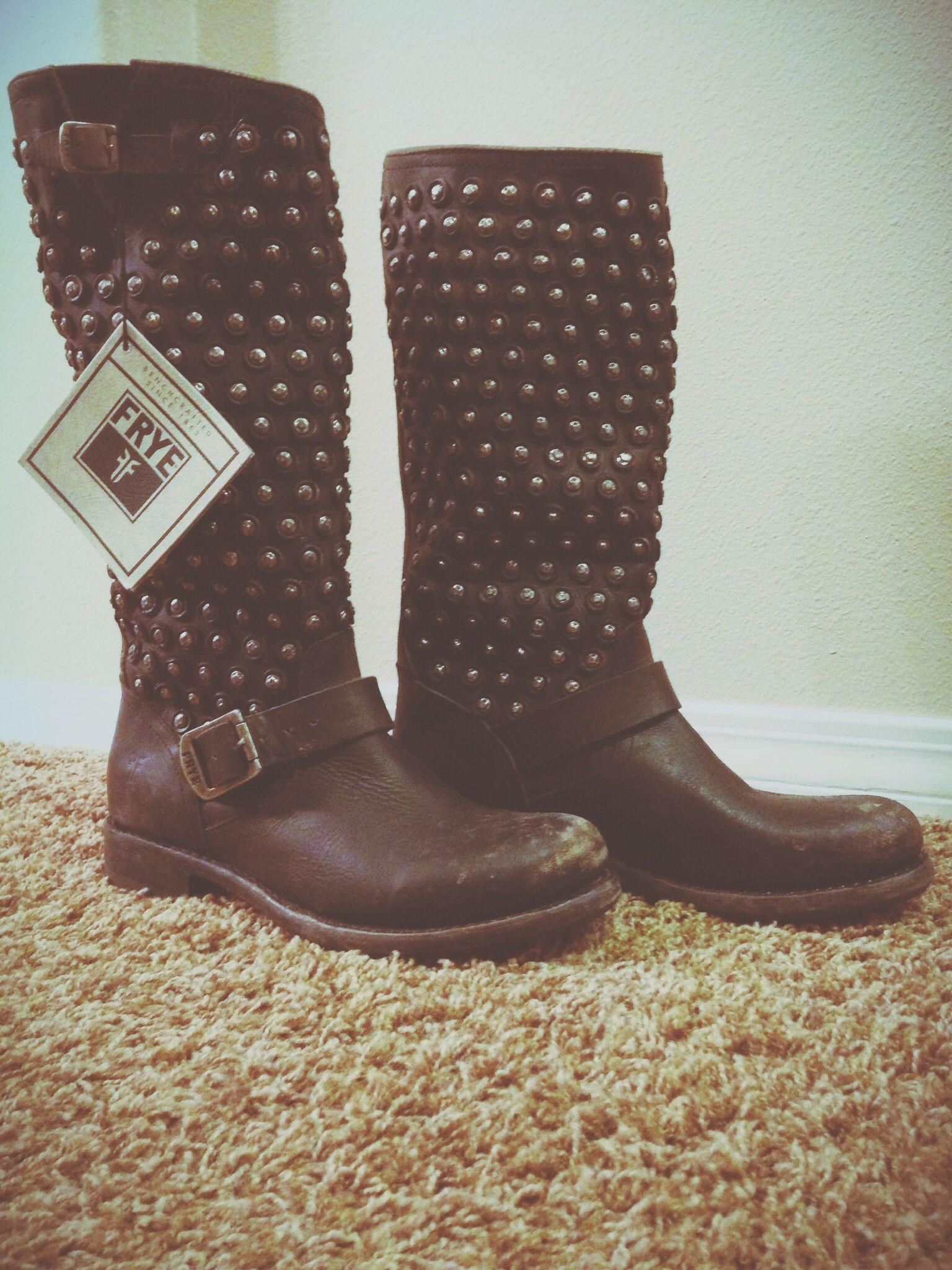 Frye Boots In Love