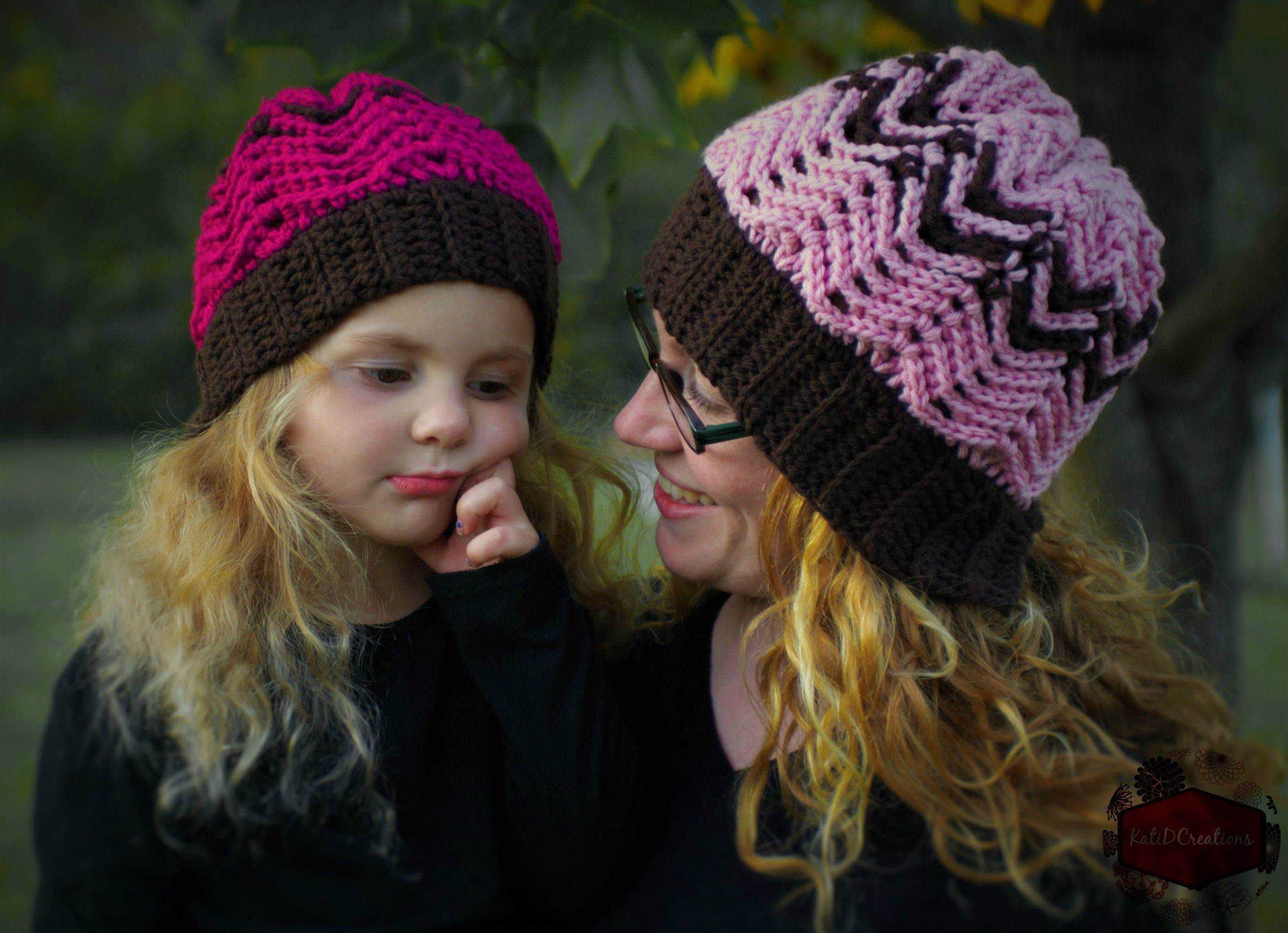 Chevron Beanie is a great hat for a last minute gift. Its extra warm ...