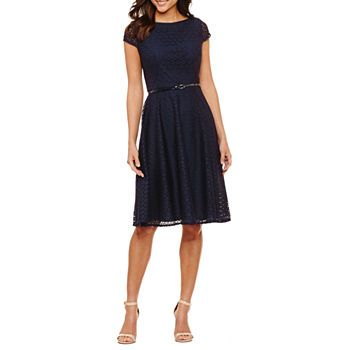 Sheath Dresses Blue Dresses for Women - JCPenney  037fd3a64