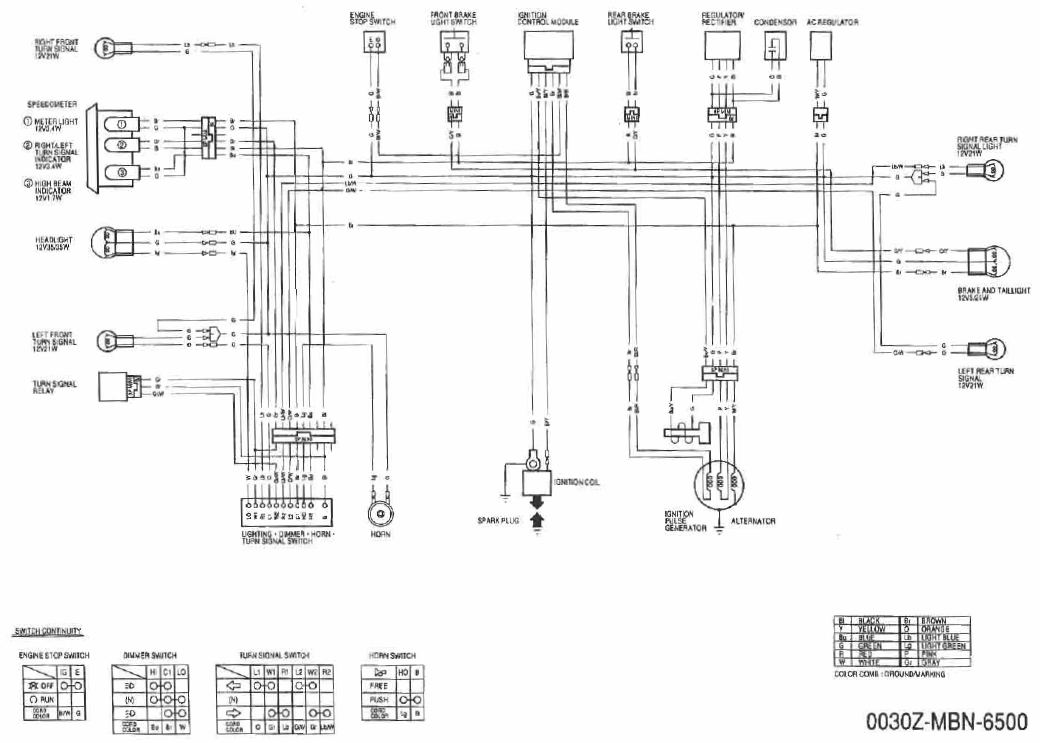 2002 xr650r wiring diagram 2008 nissan xterra radio honda u pinterest